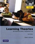 Learning Theories 6th edition 9780132611367 0132611368