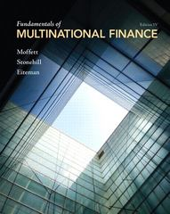 Fundamentals of Multinational Finance 4th edition 9780132138079 0132138077