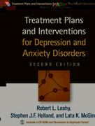 Treatment Plans and Interventions for Depression and Anxiety Disorders 2nd Edition 9781462501472 1462501478