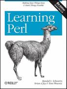 Learning Perl 6th Edition 9781449303587 1449303587