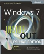 Windows 7 Inside Out, Deluxe Edition 1st Edition 9780735663701 073566370X
