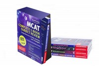 Kaplan MCAT Review Complete 5-Book Subject Review 3rd Edition 9781609786120 1609786122