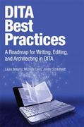 DITA Best Practices 1st Edition 9780132480529 0132480522