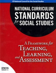 National Curriculum Standards for Social Studies 1st Edition 9780879861056 0879861053