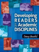 Developing Readers in the Academic Disciplines 1st Edition 9780872078451 0872078450