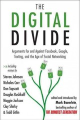 The Digital Divide 1st Edition 9781585428861 1585428868