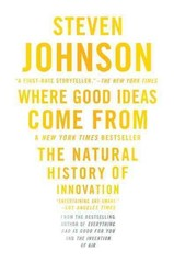 Where Good Ideas Come From 1st Edition 9781594485381 1594485380