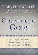 Counterfeit Gods 1st Edition 9781594485497 1594485496