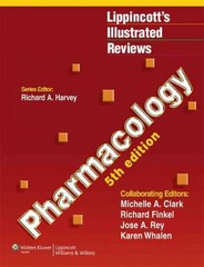 Pharmacology 5th Edition 9781451113143 1451113145