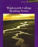Wadsworth College Reading Series: Book 2 3rd edition 9781111839413 1111839417