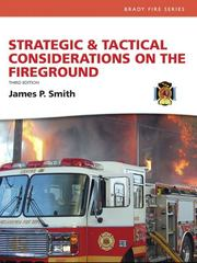 Strategic & Tactical Considerations on the Fireground 3rd Edition 9780132158817 0132158817