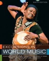 Excursions in World Music 6th Edition 9780205012855 020501285X