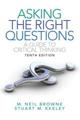 Asking the Right Questions 10th edition 9780205111169 0205111165