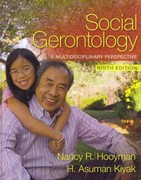 Social Gerontology 9th edition 9780205802623 0205802621