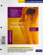 Human Anatomy, Media Update, Books a la Carte Edition 6th edition 9780321766274 032176627X