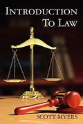 Introduction to Law 1st Edition 9781453693728 1453693726