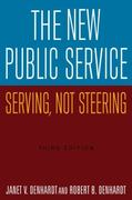 The New Public Service 3rd Edition 9780765631176 0765631172
