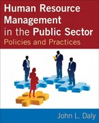 Human Resource Management in the Public Sector 1st Edition 9780765617026 0765617021