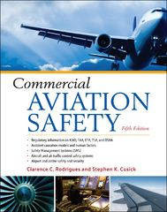 Commercial Aviation Safety 5th edition 9780071763059 0071763058