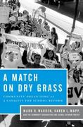 A Match on Dry Grass 0 9780199793587 0199793581