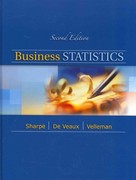 Business Statistics with XLSTAT Plus MSL -- Access Card Package 2nd edition 9780321784629 0321784626