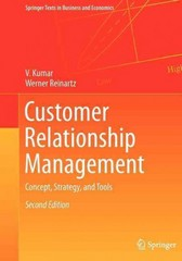 Customer Relationship Management 2nd edition 9783642201097 3642201091