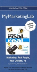 NEW MyMarketingLab with Pearson eText -- Access Card -- for Marketing