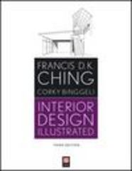 Interior Design Illustrated 3rd Edition 9781118090718 1118090713