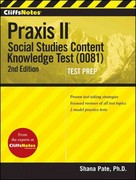 CliffsNotes Praxis II 2nd Edition 9781118090459 1118090454