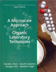A Microscale Approach to Organic Laboratory Techniques 5th edition 9781133106524 1133106528