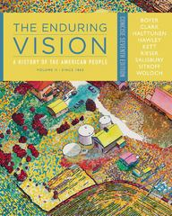 The Enduring Vision 7th edition 9781111841041 1111841047