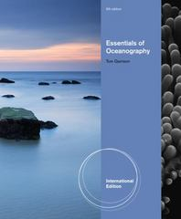 Essentials of Oceanography 6th edition 9780840061577 0840061579