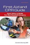 First Aid And CPR Guide 6th Edition 9781449637200 1449637205
