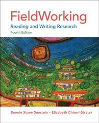 FieldWorking 4th Edition 9780312622756 0312622759