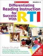 Differentiating Reading Instruction for Success with RTI 1st Edition 9780545214865 0545214866