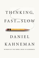 Thinking, Fast and Slow 1st Edition 9780374275631 0374275637