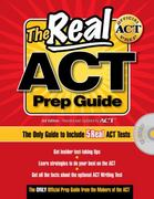The Real ACT 3rd Edition 9780768934403 0768934400