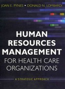 Human Resources Management for Health Care Organizations 1st Edition 9780470873557 0470873558