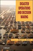 Disaster Operations and Decision Making 1st Edition 9781118178546 1118178548