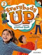 Everybody Up 2 Student Book with Audio CD 1st edition 9780194103374 0194103374