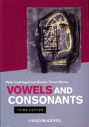 Vowels and Consonants 3rd Edition 9781444334296 1444334298