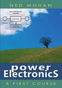 Power Electronics 1st Edition 9781118214343 111821434X
