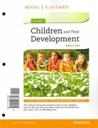 Children and Their Development, Books a la Carte Plus NEW MyDevelopmentLab with eText -- Access Card Package 6th edition 9780205216031 020521603X