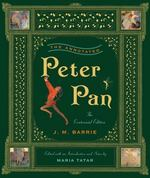 The Annotated Peter Pan 0 9780393066005 0393066002