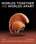 Worlds Together, Worlds Apart 3rd edition 9780393156300 0393156303