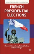 French Presidential Elections 0 9780230300088 0230300081