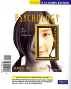 Psychology: From Inquiry to Understanding, Books a la Carte Plus NEW MyPsychLab with eText -- Access Card Package, 2nd edition 9780205218233 0205218237