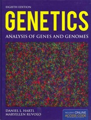 Genetics 8th Edition 9781449635961 1449635962