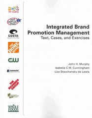 Integrated Brand Promotion Management 1st edition 9780757577918 0757577911
