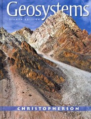 Geosystems 8th edition 9780321767561 032176756X